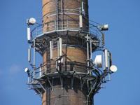 zdjęcie stacji bazowej Piastowska 19 komin (Era GSM900/GSM1800, Orange GSM900/GSM1800, Play UMTS) pict0002.jpg