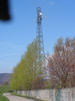 zdjęcie stacji bazowej Piastowska 19 maszt (Plus GSM900) pict0012.jpg