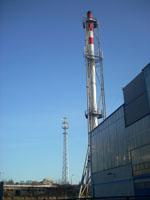 zdjęcie stacji bazowej Piastowska (Era GSM900) dscn0526.jpg