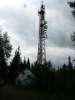 zdjęcie stacji bazowej Zbocze Góry Rudnik (Plus GSM900, Era GSM900, Orange GSM900) p1000271.jpg