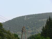 zdjęcie stacji bazowej Zbocze Góry Rudnik (Plus GSM900, Era GSM900, Orange GSM900) p1020824.jpg