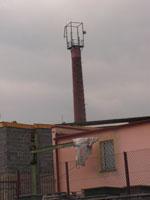 zdjęcie stacji bazowej komin Orange (Orange GSM900) pict0048.jpg