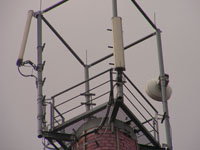 zdjęcie stacji bazowej komin Orange (Orange GSM900) pict0051.jpg