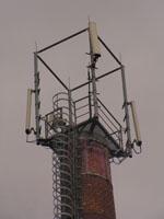 zdjęcie stacji bazowej komin Orange (Orange GSM900) pict0053.jpg