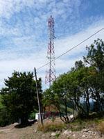 zdjęcie stacji bazowej Maszt Plusa (Plus GSM900) p1020300.jpg