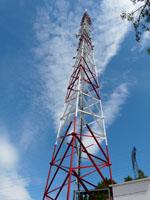 zdjęcie stacji bazowej Maszt Plusa (Plus GSM900) p1020307.jpg