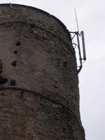 zdjęcie stacji bazowej Zamek Chojnik, Sobieszów (Plus GSM900) dsc05062.jpg