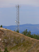 zdjęcie stacji bazowej Kopalnia Kwarcu Stanisław (Plus GSM900) p1010441.jpg