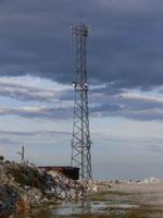 zdjęcie stacji bazowej Kopalnia Kwarcu Stanisław (Plus GSM900) p1010442.jpg