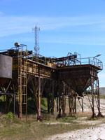 zdjęcie stacji bazowej Kopalnia Kwarcu Stanisław (Plus GSM900) p1020580.jpg