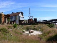 zdjęcie stacji bazowej Kopalnia Kwarcu Stanisław (Plus GSM900) p1020586.jpg