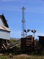zdjęcie stacji bazowej Kopalnia Kwarcu Stanisław (Plus GSM900) p1020590.jpg