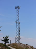 zdjęcie stacji bazowej Kopalnia Kwarcu Stanisław (Plus GSM900) p1020600.jpg