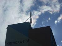 zdjęcie stacji bazowej Krynicka 7 (Era GSM900/GSM1800) dscn0692.jpg