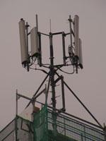 zdjęcie stacji bazowej Piastowska 1 (Plus GSM900/GSM1800, Era UMTS, Orange GSM900/GSM1800/UMTS) pict0012.jpg