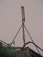 zdjęcie stacji bazowej Piastowska 1 (Plus GSM900/GSM1800, Era UMTS, Orange GSM900/GSM1800/UMTS) pict0013.jpg