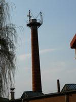 zdjęcie stacji bazowej Hutnicza 1 (Era GSM900) p1030804.jpg