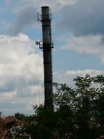 zdjęcie stacji bazowej Chałubińskiego 1 (Plus GSM900/GSM1800) p1010551.jpg