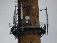 zdjęcie stacji bazowej Piłsudskiego 75 (Orange GSM900/GSM1800) p1010411.jpg