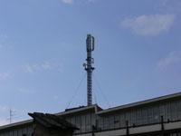 zdjęcie stacji bazowej Sywarne 32 (Era GSM900) p1030006.jpg