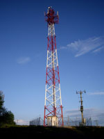 zdjęcie stacji bazowej Maszt Orange (Orange GSM900) orange.jpg