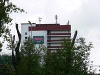 zdjęcie stacji bazowej Polana Szymoszkowa 1 (Era GSM900/GSM1800) p1050417.jpg