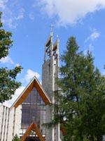zdjęcie stacji bazowej Zamoyskiego kościół (Era GSM900/GSM1800/UMTS, Orange GSM900/GSM1800, Play UMTS) p1050334.jpg