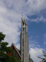 zdjęcie stacji bazowej Zamoyskiego kościół (Era GSM900/GSM1800/UMTS, Orange GSM900/GSM1800, Play UMTS) p1050339.jpg