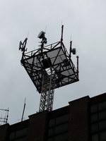 zdjęcie stacji bazowej Bernardyńska 14 (Era GSM900, Orange GSM1800/UMTS) p1020633.jpg