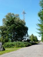 zdjęcie stacji bazowej Wysoka Kamieńska (Plus GSM900) p1020086.jpg