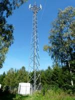zdjęcie stacji bazowej Wysoka Kamieńska (Plus GSM900) p1020088.jpg