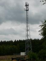 zdjęcie stacji bazowej Trzcinna (Orange GSM900) p1010317.jpg