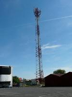 zdjęcie stacji bazowej Trzygłowska 32 (Orange GSM900/GSM1800) p1020187.jpg