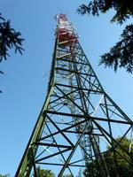 zdjęcie stacji bazowej Góra Grzywacz (Plus GSM900, Era GSM900, Orange GSM900) p1010767.jpg