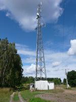 zdjęcie stacji bazowej Maszt Plusa (Plus GSM900/GSM1800/UMTS, Era GSM900) p1010640.jpg