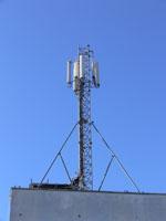 zdjęcie stacji bazowej Pierwszej Brygady (Orange GSM900/GSM1800/UMTS) p1040878.jpg