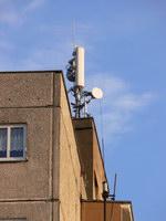 zdjęcie stacji bazowej Pogodna 8 (Play GSM900/UMTS) p1080441.jpg