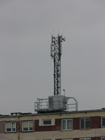 zdjęcie stacji bazowej Bronowicka 25 (Plus GSM900/GSM1800/UMTS) p1030832.jpg