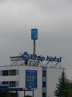 zdjęcie stacji bazowej Cukrowa 2 (Orange GSM1800) p1030773.jpg