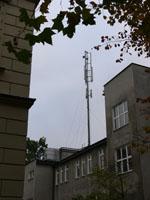 zdjęcie stacji bazowej Korony Polskiej 25 (Plus GSM900/GSM1800/UMTS) p1030737.jpg