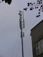 zdjęcie stacji bazowej Korony Polskiej 25 (Plus GSM900/GSM1800/UMTS) p1030743.jpg