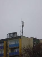 zdjęcie stacji bazowej Łabędzia 38-40 (Orange GSM900/GSM1800) dsc06039.jpg
