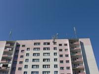 zdjęcie stacji bazowej Santocka 15 d,e (Plus GSM900/GSM1800) p1030525.jpg