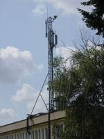 zdjęcie stacji bazowej Santocka 44c (Orange GSM1800/UMTS) dsc05748.jpg