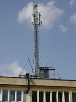 zdjęcie stacji bazowej Santocka 44c (Orange GSM1800/UMTS) dsc05751.jpg