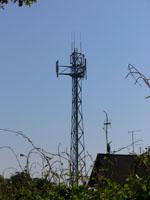 zdjęcie stacji bazowej Zielenogórska 30 (Era GSM900/UMTS) p1030502.jpg