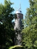 zdjęcie stacji bazowej Latarnia Kikut (Plus GSM900) p1010980.jpg